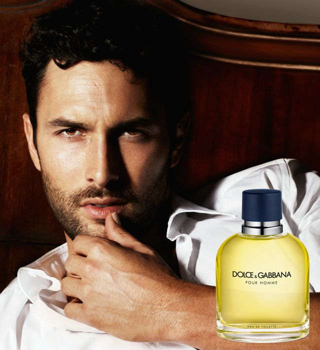 Dolce And Gabbana Noah Mills Pour Homme Ad Campaign