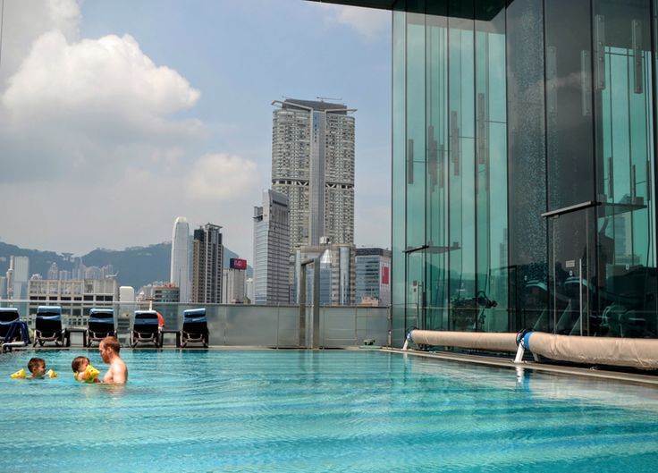 The Iconic Hotel Icon Hong Kong With Kids Hotel Review