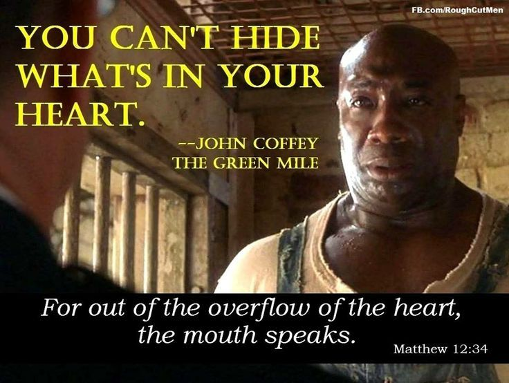 The Green Mile Movie Quotes - Bing Images | Green mile ...