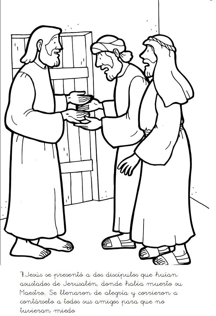 Sunday School Craft Pontius Pilate Barabbas