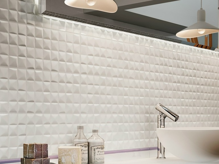 White-paste wall tiles ABITA - CERAMICA SANTAGOSTINO