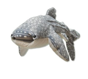 World Wildlife Fund | Whale Shark Plush – Animal Adoptions from World Wildlife Fund - WWF Gift Center