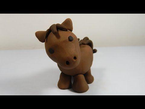 Como hacer un elefante de plastilina / How to make a clay elephant. - YouTube