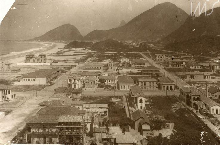 Augusto Malta -    Copacabana,  1910