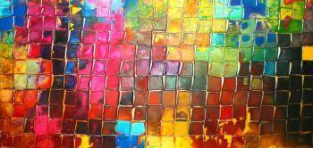 Mosaic Artist: Ashwood, Caroline Artwork title: Mosaic