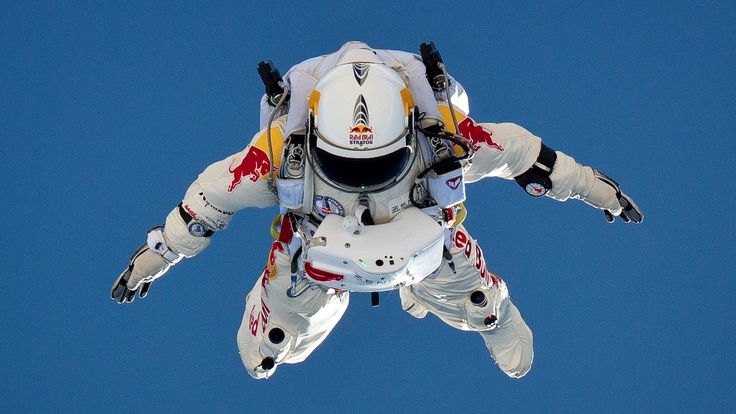 Red Bull Stratos: Skydiving From the Edge of Space