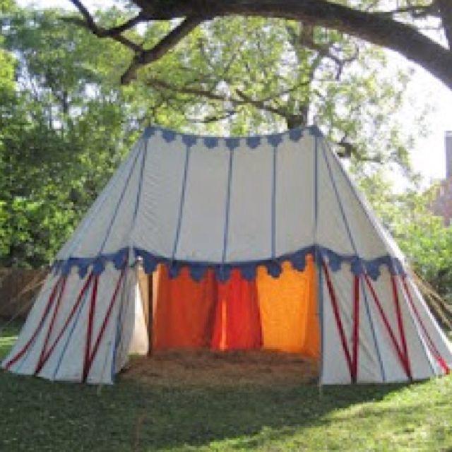 Gypsy tent