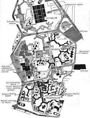 Detail. Le Mirail: A Study In Concrete | Alicia Patterson Foundation