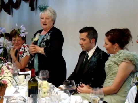 Mother of the Groom Speech Examples & Tips