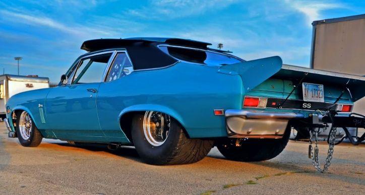 Steve Spiess Secret 1969 Chevy Nova Hot Rod Drag Week Build Hot