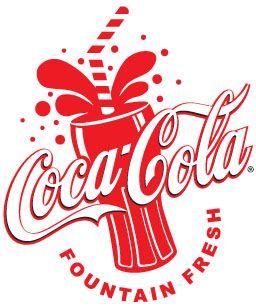 soda fountain logo