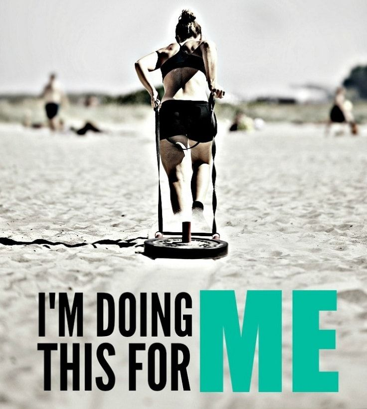 Figure out what your ultimate fitness goal is. Why do you want to become a CrossFitter?