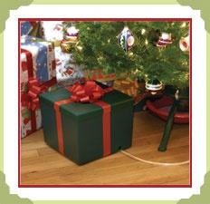 christmas tree watering device...amazing!