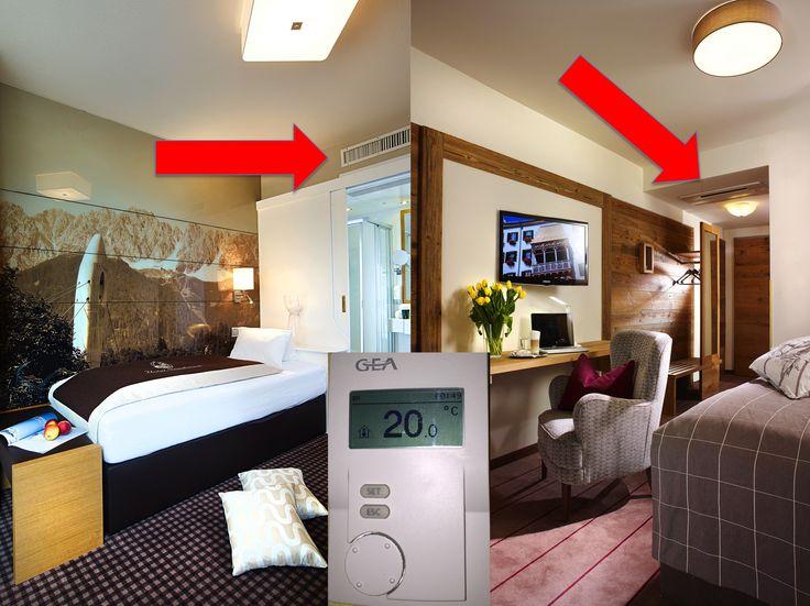 Eine klimaanlage und zwar in jedem zimmer das bedeutet unser haus ist vollklimatisiertbestes raumklima hotel innsbruck