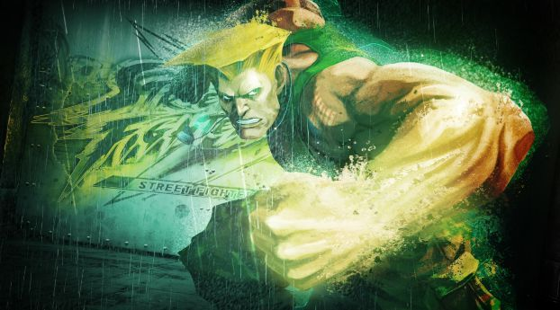 Street Fighter X Tekken, Guile, Dist Wallpaper, Images, Photos and Pictures in Full HD, 4K and 8K for Desktop, Android iOS Mobile for Free Download