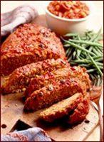 Southwestern Meat Loaf - Good Housekeeping
