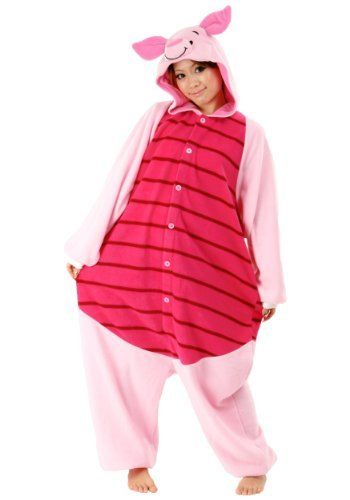 Japan Official Sazac Disney Onesie Winnie the Pooh Piglet Kigurumi Pajamas Piglet Costume Cosplay by Sazac Japan, http://www.amazon.co.uk/dp/B004B1D8DK/ref=cm_sw_r_pi_dp_69X2rb1VA8YE1