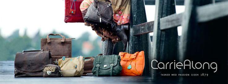 CarrieAlong har nogle af de allerflotteste tasker