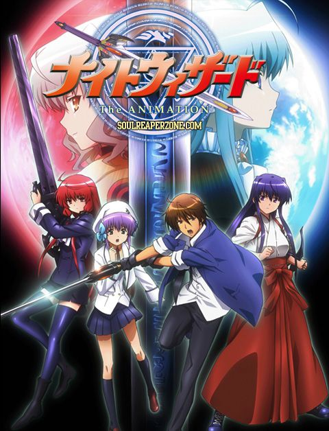 Night Wizard The Animation [DVD] 480p 40MB MKV