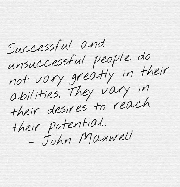 Success And Unsuccess Quotes: The Difference Between Being Successful And Being