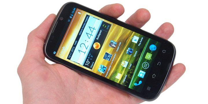 Smartphone ZTE Grand X IN. AHORRO 50%. 114€. #ofertas #descuentos #ahorro #tecnologia #android #moviles_chinos #smartphones