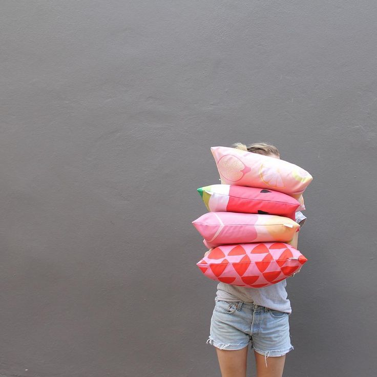 If you can't see my mirrors, I can't see you. Jennifer + Smith Outdoors SS15 | Sorbets. Cushion Selfie.