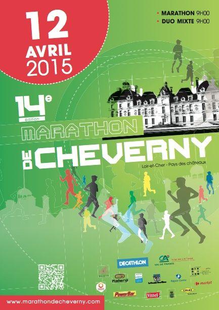 Marathon de Cheverny 2015 !