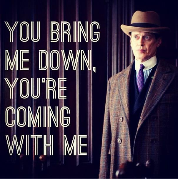 Steve Buscemi // Boardwalk Empire
