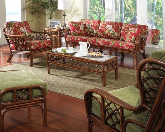 Classic Rattan Grand Isle Model 3700 Rattan And Wicker Furniture · Sunroom FurnitureRattan  FurnitureLiving Room ... Part 78