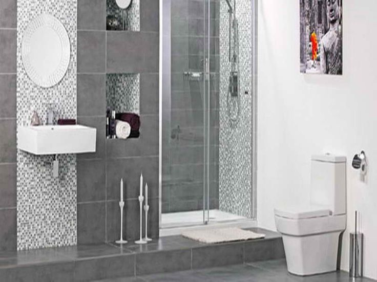 Image Gallery For Website grey shower tile images The cool images above is section of Contemporary Bathroom Tile