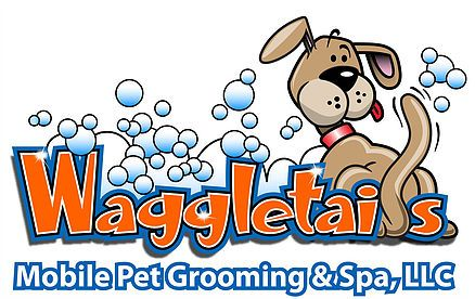 Home | Waggletails Mobile Pet Grooming