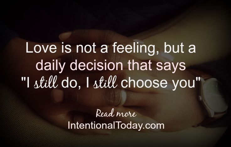 Love is a choice, not a feeling. Here are 6 things that may hinder that love and communication.