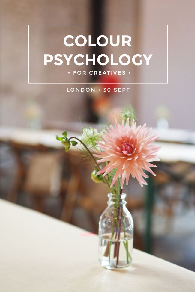 Colour Psychology for Creatives workshop | Fiona Humberstone | Brixton East | Photography by Emily Quinton