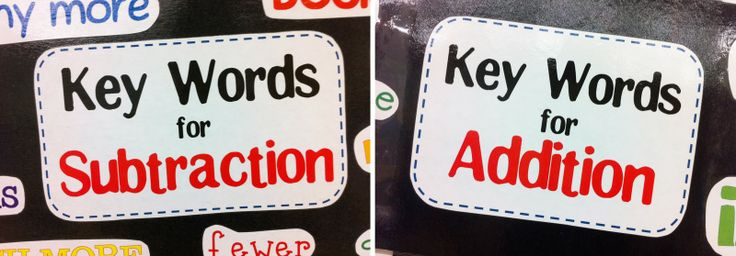 Addition and Subtraction Key Words: Subtraction Keys, Teacher Wife, Math Anchors Charts, Words Problems, Math Boards, Math Keys Words, Addition And Subtraction, Addition Subtraction, Free Downloads