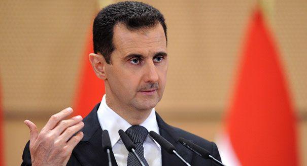 Syrský prezident Bašár Asad Foto: AP