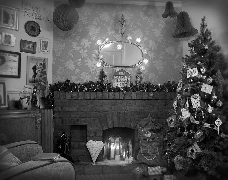 A Modern Vintage Christmas