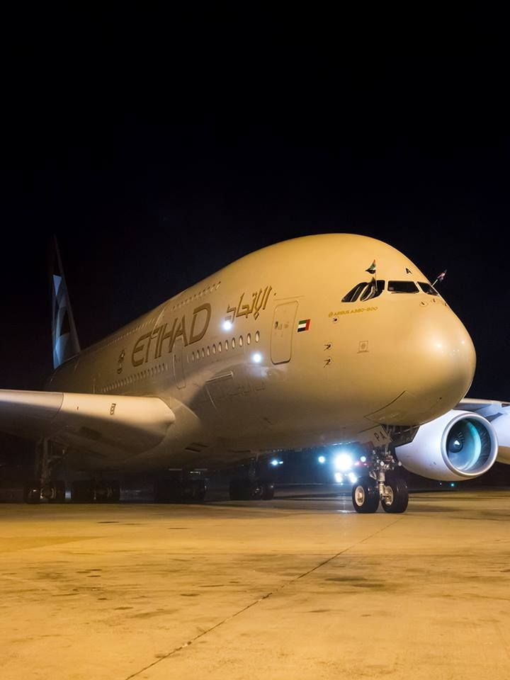 airbus a380 etihad success - photo #34