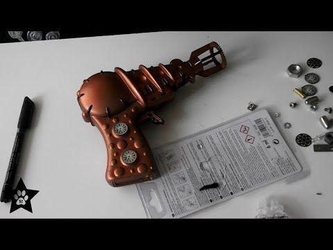 Tutorial pistola steampunk