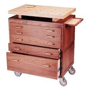 High Quality Rolling Tool Cabinet Plans | Veritas Rolling Tool Cabinet Plan |  MonsterMarketplace.com