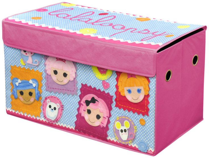 Take A Look At This Lalaloopsy Collapsible Storage Trunk On Zulily Today!