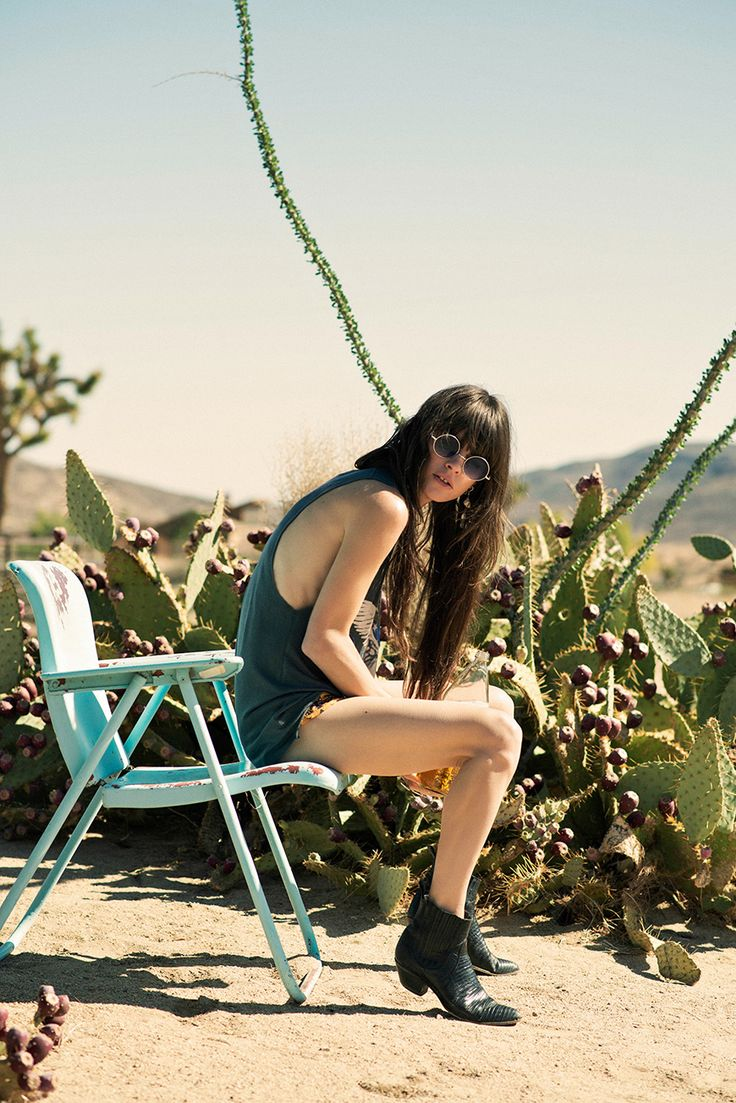 "Spell & The Gypsy Collective ""Desert Wanderer"" LookBook - The Cool Hour 