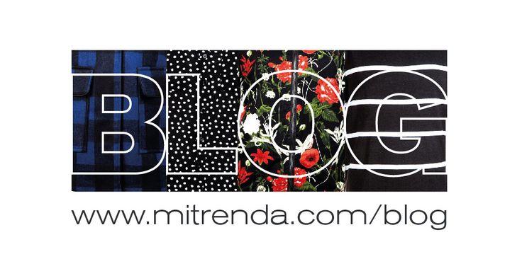 Estamos muy contentos de estar lanzando #BLOGmitrenda!!!  Acá vas a poder encontrar notas divertidas a una variedad de artistas, distintas ideas para combinar tus prendas mitrenda, entradas explicativas sobre como usar los distintos recursos de la web y cómo comprar, y mucho más!  Visitalo acá -- http://www.mitrenda.com/blog/