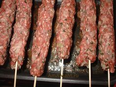 Как слепить кебабы, чтобы они не развалились - способ приготовления кебаба в духовке