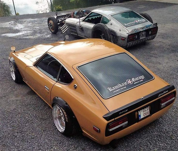 You Know What It Isu2026 Datsun 240zJdm CarsJapanese ...