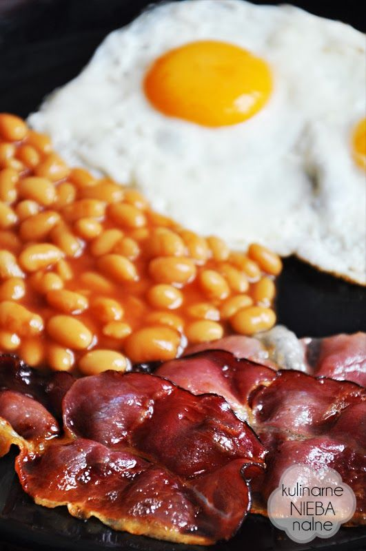 English breakfast <3