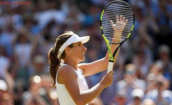 Johanna Konta can win Wimbledon after most important win: Mats Wilander