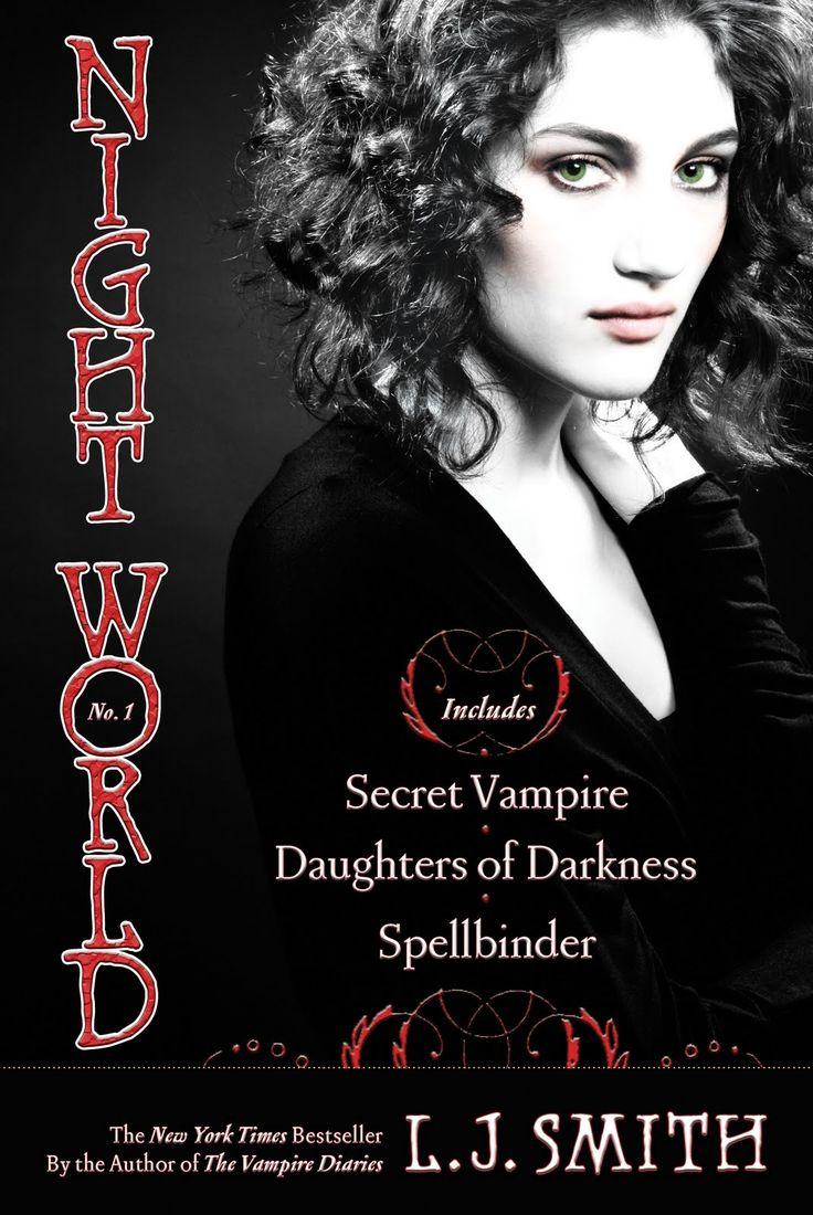 Secret Vampire Book 1  Daughters of Darkness Book 2  Spellbinder Book 3