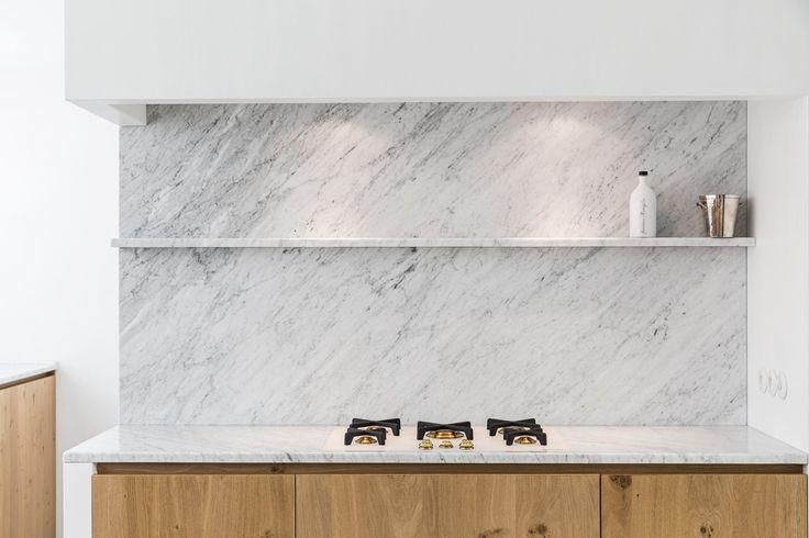 Villa VDL - kitchen - execution by Il Granito natuursteen