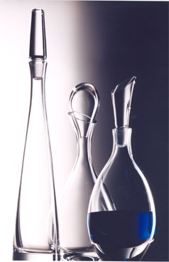 These decanters would look amazing on our drinks cabinet.