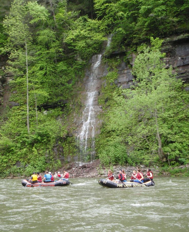 Grand Canyon Pa Directions%0A See the PA Grand Canyon from a different perspectivetake a rafting trip  on Pine Creek this spring  You never know what unique surprises you u    ll find